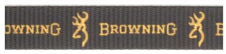 "Browning Classic Collar Buckmark, 21"" 1301020021"