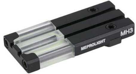 Meprolight FT Bullseye Fiber Optic and Tritium Micro Optic