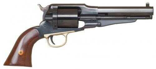 "Cimarron 1858 New Army Revolver 45 Colt 5.5"" Barrel 2-Piece Walnut Grip Forged Steel Standard Blue CA1004"