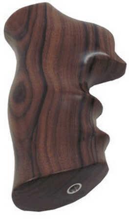 Hogue Wood Grips - Pau Ferro Ruger GP100 Super Redhawk 80300