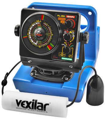 Vexilar Inc. Vexilar FL-20 Genz Pack 12° Ice-Ducer, Pro Mont Bracket GP2012