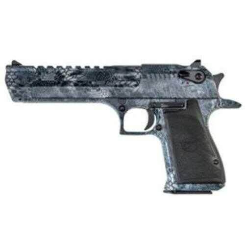 "Magnum Research Desert Eagle 44 Magnum 6"" Barrel 8-Round Magazine Capacity Carbon Steel Frame Semi-Auto Pistol"