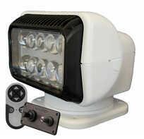 GoLight Permanent Mount Radioray LED Combination-White 20674