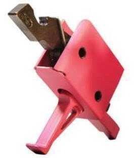 Chip McCormick Custom Chip Mccormick Single Stage Flat Trigger Pink Match Trigger 91503P