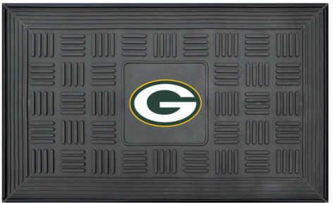 Fanmats Medallion Door Mat Nfl - Green Bay Packers