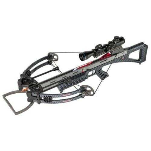 Darton Viper Xtreme Crossbow Package - Carbon Fiber