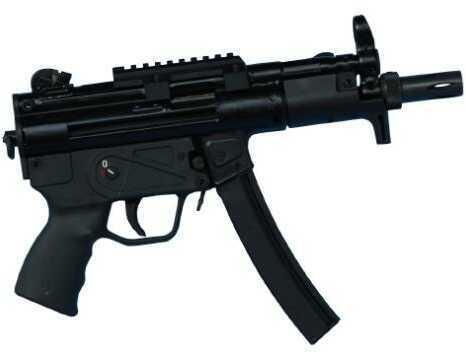 """Pistol Zenith Firearms Z-5P 9MM 5.8"""" 1/2X28 Threaded Barrel Black 30rd"""