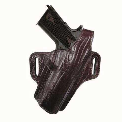 Tagua Premium Thumb Break Belt Holster S&W J Frame-Burgundy