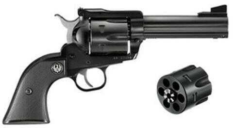 "Ruger New Blackhwak 45 Colt/45 Auto 4.63"" Blued 6 Round Revolver 10446 BN-44XL"
