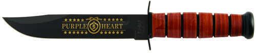 Ka-Bar Commemorative Knife Purple Heart, USN 2-9157-9