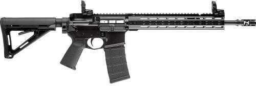 "Primary Weapons Systems MK1 Mod 2 223 Remington/5.56mm NATO 14.5"" Barrel 30 Round Mag Black Cerakote Finish Semi-Automatic Rifle"