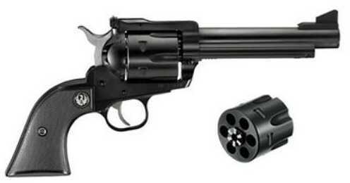 "Ruger New Blackhwak 45 Colt/45 Auto 5.5"" Barrel Blued 6 Round Revolver 10463 BN-455XL"