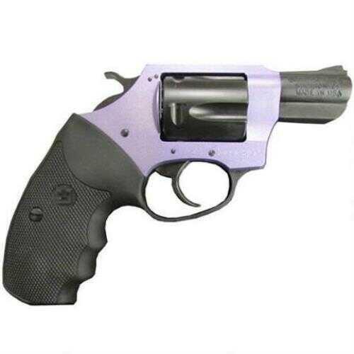 "Charter Arms Lavender Lady 38 Special +P Revolver 2"" Barrel 5-Round Capacity 7075 Aluminum Frame Pistol"