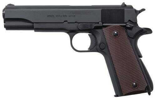 "Auto-Ordnance 1911A1 45ACP 5"" Barrel GI Series 80 Matte Black 7 Rounds Blemished Semi Automatic Pistol"