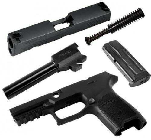 Sig Sauer SIGTAC X-Change Kit P320 Compact 40SW Black