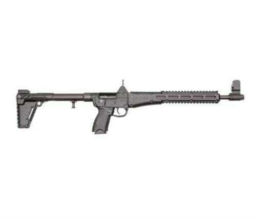 "Kel-Tec Rifle Sub-2000 Gen2 40 S&W 16.1"" Barrel Bolt Blow Back System Compatible With Glock 22 Mags Blued/Black Frame SUB2K40GLK22"