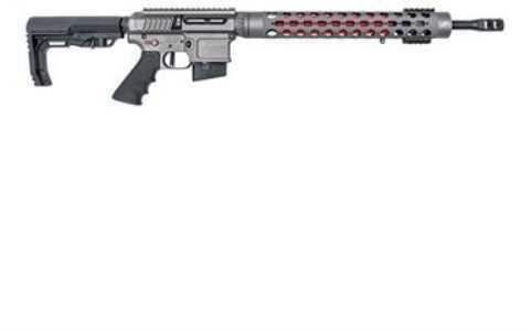 "JP Enterprises Rifle SCR-11 5.56mm/223 Remington 18"" Barrel Gray Custom Configuration Semi Automatic"