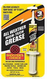 Shooter's Choice Synthetic All-Weather High-Tech Gun Grease Liquid 10cc 12/Box Syringe G10CC-12