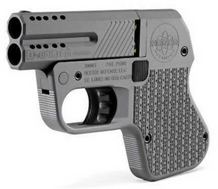 Doubletap Defense Doubletap Pistol 9mm Luger Gray Titanium, Ported DT009012
