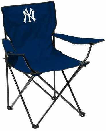 Logo Chair Ny Yankees Quad Chair