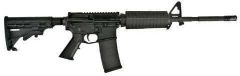 "Core Rifle Systems Core15 M4 Scout AR 5.56mm NATO 16"" Barrel A2 Sight 30 Round Mag Black Finish Semi-Automatic Rifle"