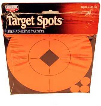 "Birchwood Casey Target Spots 6"" Round (Per 1000) 33996"