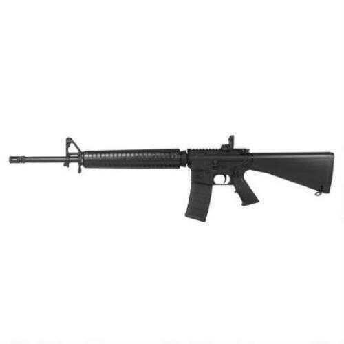 "CMMG MK 4 A4 5.56mm NATO 20"" Barrel Black A2 Pistol Grip A1 Length Fixed Stock Semi Automatic Rifle"