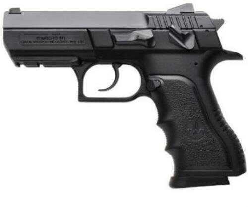 Pistol Israel Weapon Industries Jericho 941 PSI-910 9mm Luger 3.8'' Black Polymer 10 Round J941PSL910