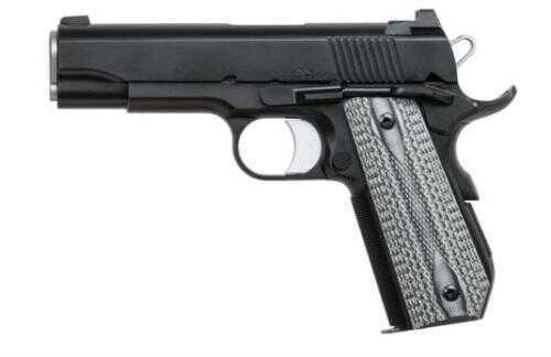 """Pistol Dan Wesson 9mm Black Valor Bobtail Commander 4.25"""" Barrel 9rd"""
