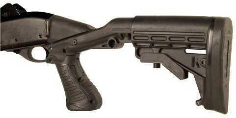 BlackHawk Knoxx SpecOpcs Stock NRS Gen II Remington 870 12 Gauge Black K30100-C