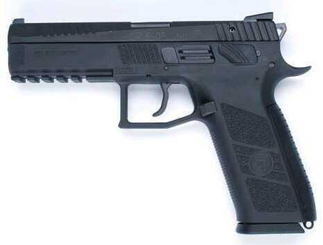 """CZ USA CZ-USA Semi-Auto Pistol P-09 DUTY 9MM Black 19+1 SAFETY 9mm Barrel 4.53"""""""