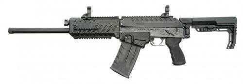 "FosTech Outdoors Origin 12 Gauge Shotgun Black 18"" Barrel 5 Round"