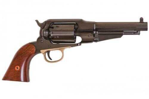 "Cimarron 1858 Remington Army Percussion Revolver .44 Cal 8"" Barrel Color Case Hardened 2-Piece Walnut Grip Standard Blue"
