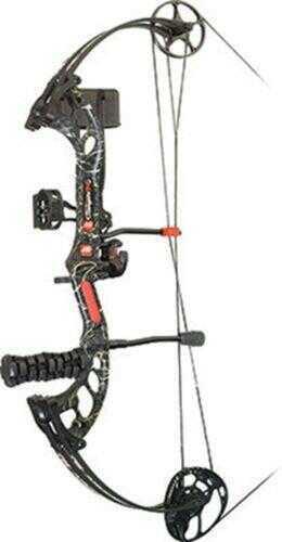 PSE Stinger X Ready to Shoot Bow Pkg 29-70 RH Skullworks
