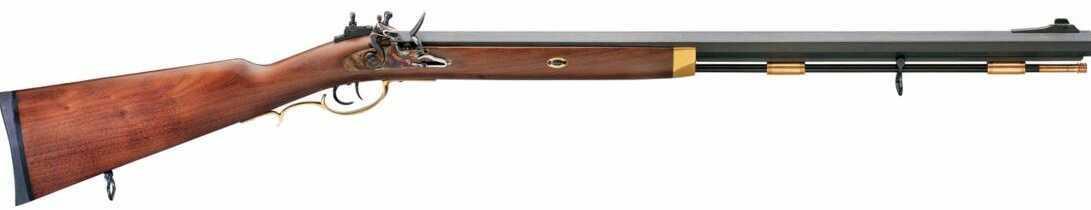 Pedersoli Traditional Hawken Hunter 50 Caliber Flintlock