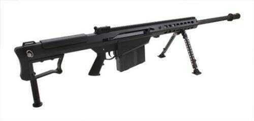 "Barrett Firearms 14085 M107 A1 50 BMG 29"" Barrel 10+1 Rounds Fixed Black Stock Semi Automatic"