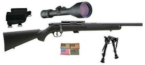 Savage Arms Mark II FVSR Bolt Action Rifle 22 Long Rifle