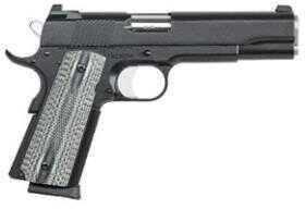 "Pistol Dan Wesson VALOR 9MM Black 5"" Barrel 2 DOT NS 10 Round"