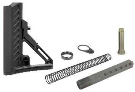 Leapers Model 4 S2 Mil-Spec Stock Kit, Black Md: RBUS2BM