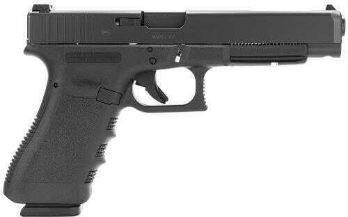 "Pistol Glock 34 TALO 9mm Luger 5.32"" Barrel 17 Rounds Black"