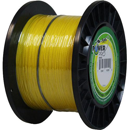 Shimano Power Pro 30 Pounds 1500 Yards Yellow