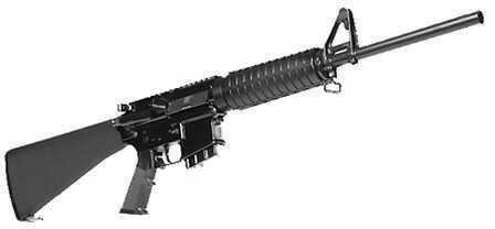 """Del-Ton Echo Series 316PF AR-15 5.56mm NATO 16"""" Barrel Fixed Stock 10 Round Mag Semi-Automatic Rifle *California Approved* RFTH16F-1"""