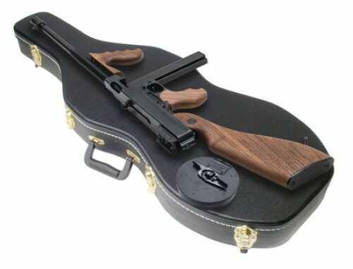 """Auto-Ordnance Rifle Thompson 1927A1 Deluxe 45 ACP 16.5"""" Barrel Semi-Auto Carbine Compliant"""