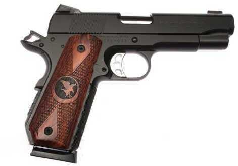 "Barrett Firearms Nighthawk Custom Semi-Auto Pistol Predator II Bobtail 45 ACP 4.25"" Barrel, Cocobolo Grips, Tritium S"