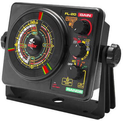 Vexilar Inc. FL-20 19° AlumaDucer FM2023A