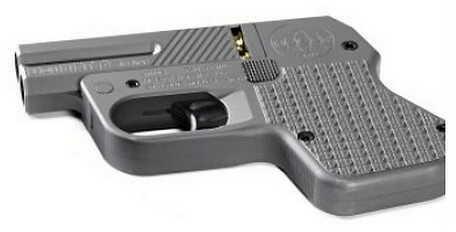 Doubletap Defense Doubletap Pistol 9mm Luger Gray Titamium DT009002