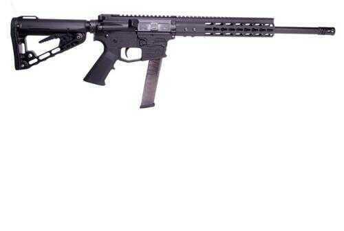 "Rifle American Tactical Imports G15MS9KM16 ATI AR15 9MM Mil-Sport Carbine 16"" Barrel 31rd Black Finish"