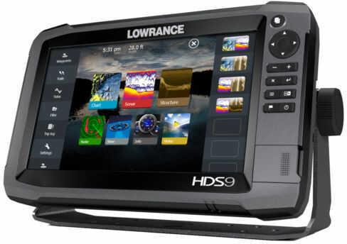 Lowrance HDS-9 Gen3 Insight - 50/200 Transducer Fishfinder