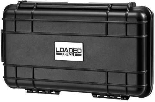 Barska Optics Loaded Gear, Hard Case HD-50 , Black, Strap BH11854