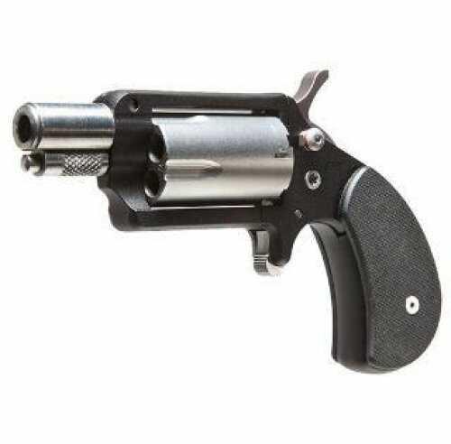 "Predator Tactics Bullfrog Revolver  22 WMR  1-1/8"" Bull Barrel  5 Rounds  Black Frame"
